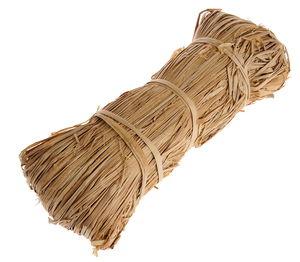 Raffia-Bast,  50 g natur
