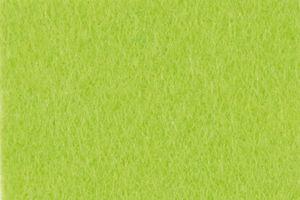 Bastelfilz, 10 Platten hellgrün (1,5x200x300 mm)
