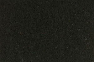 Bastelfilz, 10 Platten schwarz (1,5 x 200 x 300mm)
