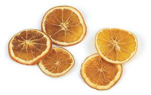 Sinaasappelschijfjes, ca. 30 g