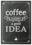 Lifestyle & Statement-Poster, coffee