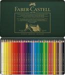 FABER-CASTELL Farbstifte Polychromos 36er Met.Etui