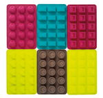Set de moules en silicone, Contenu: 6...,