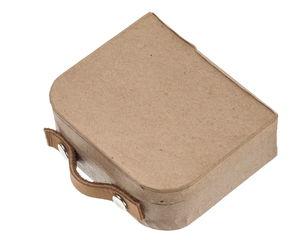 Paper-Art Koffer klein (85 x 30 x 70 mm)