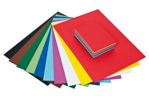 Voordeelset: gekleurd papier/karton