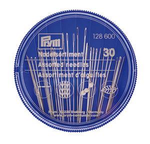 Nadelsortiment, 30 Stück (Näh/Strick/Stopfnadeln)