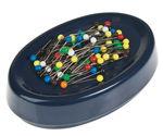 Magneetkussen om spelden te bewaren