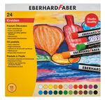 Ölpastellkreiden Eberhard Faber, 24er-Set