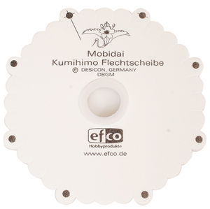 Flechtscheibe Kumihimo Mobidai