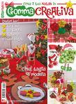 Zeitschrift:Crea Il Tuo Natale In Gomma Creativa