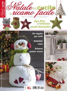 Zeitschrift:Natale In Cucito E Ricamo Facile