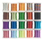 Nylongarn-Set mit 20 Farben a 24 m