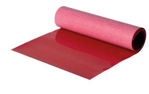Lámina Flock Silhouette® para planchar, rojo