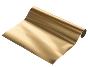 FlexCut textielfolie (32 x 50 cm) gold metallic