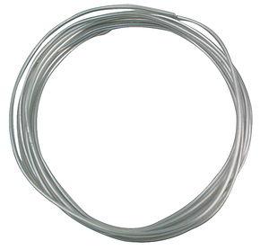 Alambre de aluminio, (3,0 mm), 8 m (aprox. 150 g)