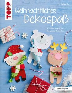 Buch 'Weihnachtlicher Dekospaß'