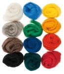 Sprookjes scheerwol/kamband, 100 g, 12 kleuren