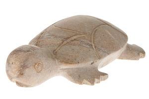 Speckstein Rohling Schildkröte
