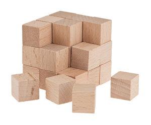 Cubes Soma , En hêtre, dim. cube entièr...,