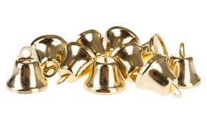 Cloches en laiton, 10 pièces (13 mm)