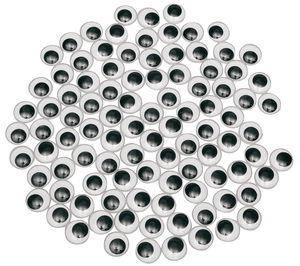 Wiebelogen rond (6 mm) 100 stuks