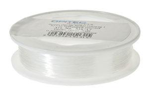 Nylondraad (0,5 mm) 50 m, transparant