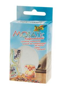 Mosaik Fugenmasse, 250 g weiß