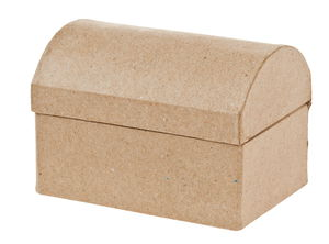 Paper-Art Box Truhe (80 x 55 x 55 mm)