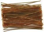 Agujas para insertar, 45 mm, 100 ud., color oro