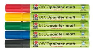 Deco Painter Marabu 'Basic' (3-4 mm)