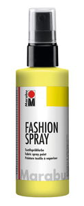 Fashion-Spray Marabu, 100 ml sonnengelb