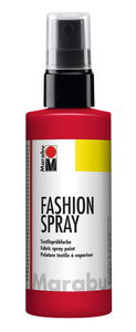 Fashion-Spray Marabu, 100 ml rot