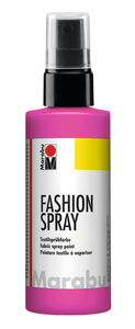 Fashion-Spray Marabu, 100 ml pink