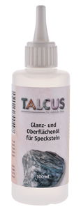 Aceite abrillantador para esteatita TALCUS, 100 ml