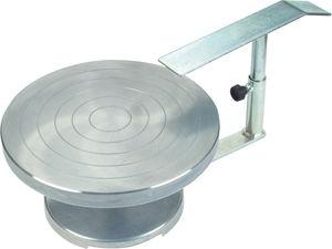 Draaischijf 230 mm (120 mm hoog met aflegstuk)