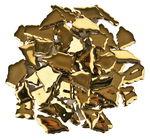 Scherven mozaïek, ca.7mm dik, 500 gr, goud
