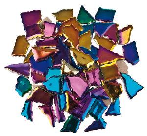 Scherven mozaïek (500 g) iriserend
