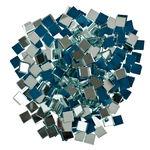 Spiegelsteine, 200 g (3 x 10 x 10 mm)