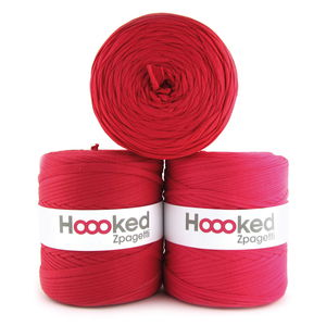 HOOOKED Zpagetti, 1 gomitolo, coral shades