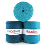 HOOOKED Zpagetti, 1 gomitolo, turquoise/aquashades
