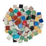 Keramik Mosaik Briare, 1000 g bunt-mix