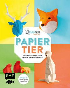 Buch 'Papiertier'