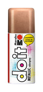 Marabu do it spray metallic (150 ml) koper