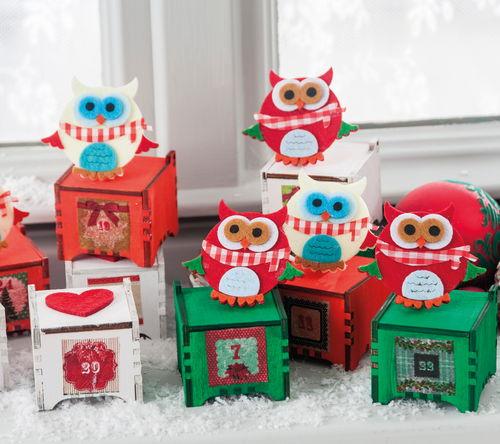Coole deko ideen f r advent und weihnachten - Bastelideen advent ...