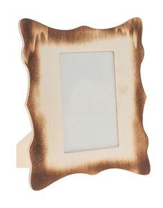 Cadre-photo en bois -Parchemin-, A po...,