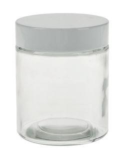 Glas mit Schraubverschluss (100 x 125 mm)