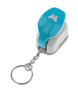 OPITEC mini motiefpons 'Vlinder' met sleutelring