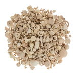 Holz-Bastelteile roh, 3 kg Beutel