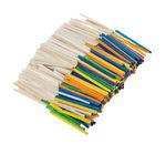 Palillos de madera (formato de cerilla) 400 ud.