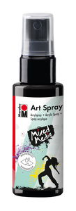 Marabu Art Spray, 50 ml schwarz